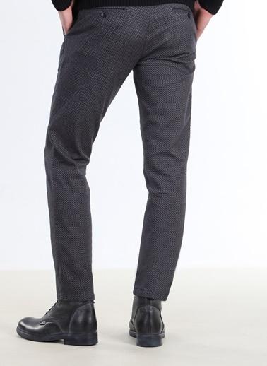 Slim Fit Dar Paça Pantolon-Kip
